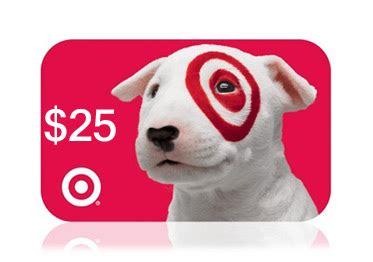 Gift Card At Target - dealdash 25 target gift card