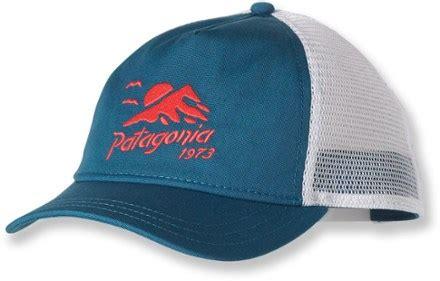 patagonia coastal range layback trucker hat s