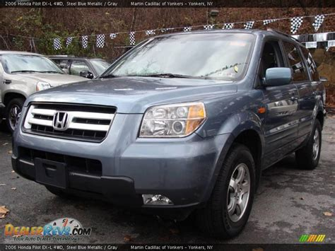 grey honda pilot honda pilot 2006 autos post
