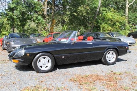 1974 Alfa Romeo Spider For Sale by 1974 Alfa Romeo 2000 Spider Classic Alfa Romeo 2000