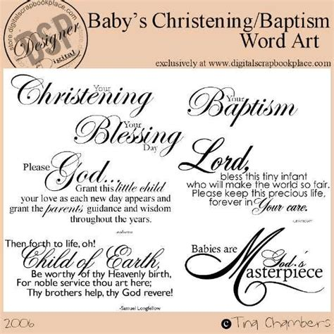 Short christening quotes thecheapjerseys Choice Image