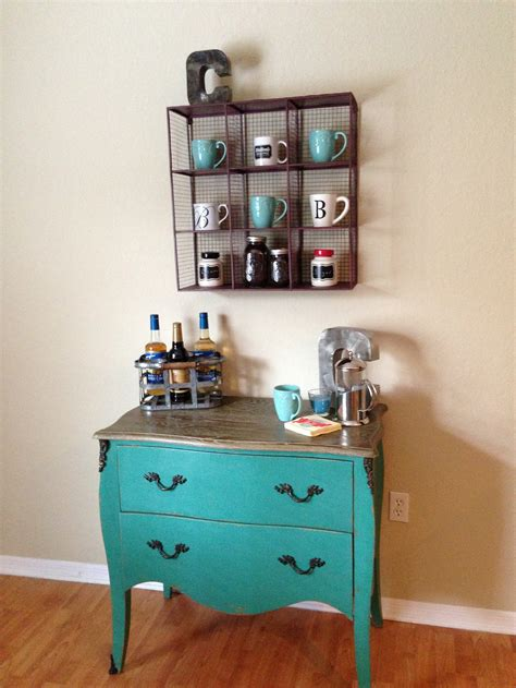 cool home coffee bar ideas