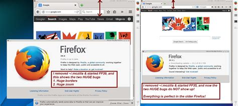 firefox themes border what controls the firefox 38 39 border size default page