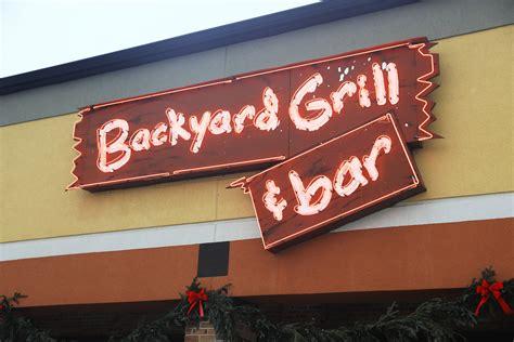 backyard bar and grill loves park backyard grill bar loves park gogo papa