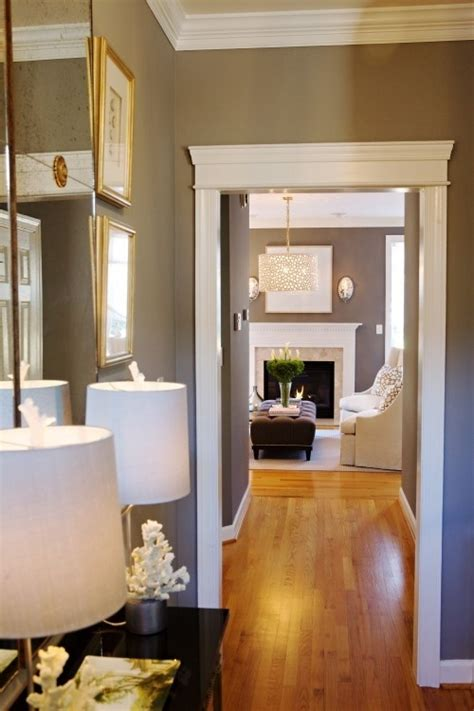 sherwin williams anew gray 2017 grasscloth wallpaper