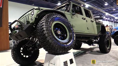 linex jeep 2016 jeep wrangler bruiser conversions jk crew with line x