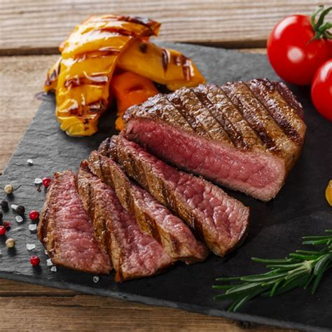 protein 6 oz sirloin steak 2 x 6 7oz free range matured sirloin steaks buy lean