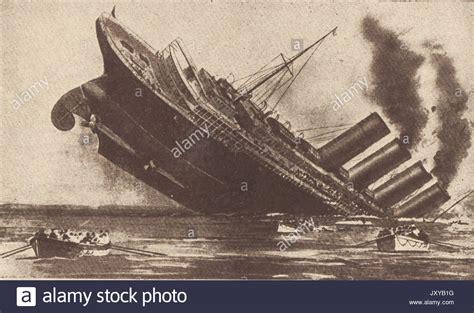 sinking of the rms titanic rms titanic disaster stock photos rms titanic disaster