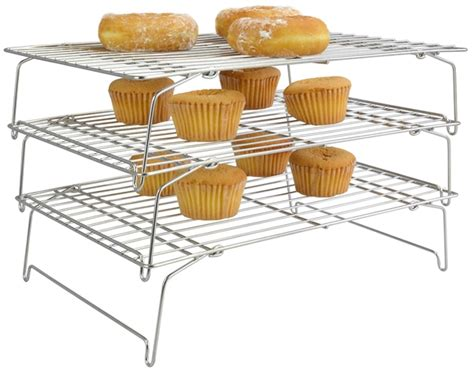 3 tier oven racks for baking space culinarylore