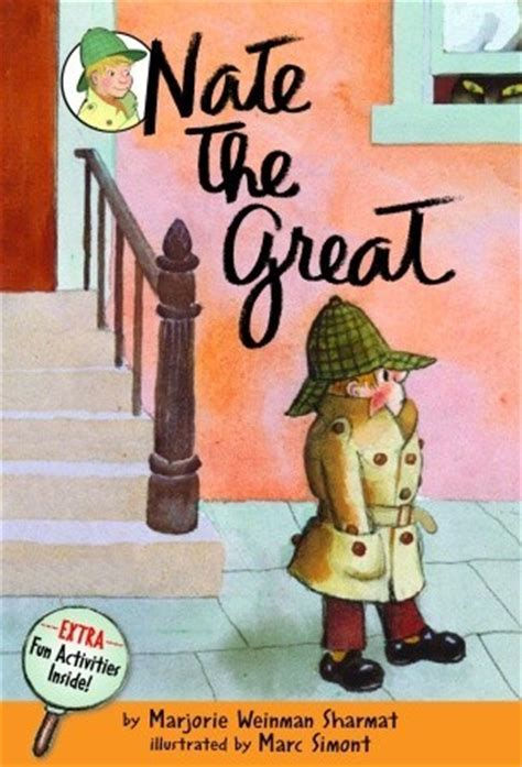 the better books nate the great by marjorie weinman sharmat