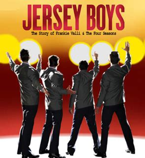 jersey boys broadway jersey boys return to chicago theatre news theatre in