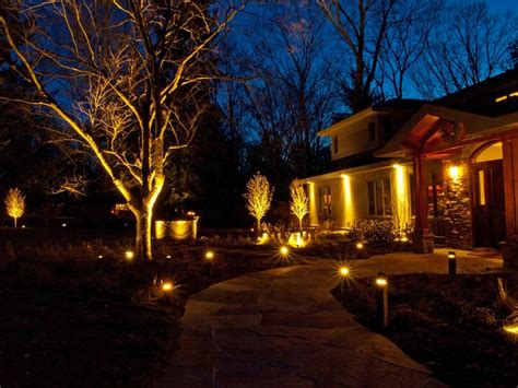 Landscape Lighting Inc Landscape Lighting Features Bergen County Nj