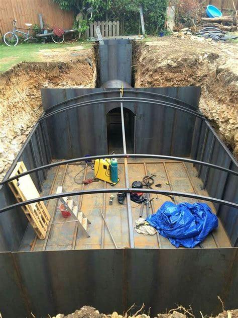 diy cave best 25 underground bunker ideas only on