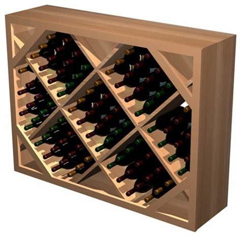 Wine Rack Designs by Pdf Plans Individual Bin Wine Rack Plans Free