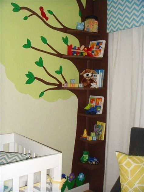 Tree Shelf Nursery 25 best ideas about tree bookshelf on tree