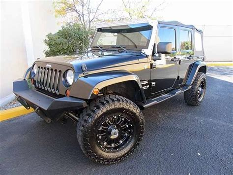 Jeep Wrangler For Sale 1j8ga59118l572847 2008 Jeep Wrangler For Sale