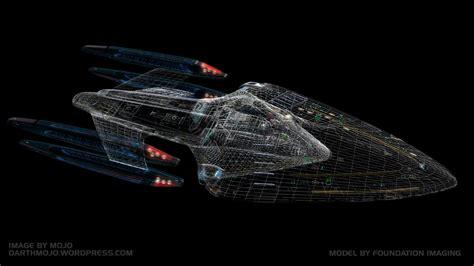 trek prometheus with books starfleet ships prometheus class wireframe