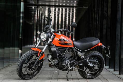 ducati scrambler sixty  ride review cycle world