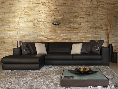 Chaise Sofa Lounge Salotto Componibile Modello Tokyo Diotti A Amp F Arredamenti