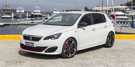 peugeot 308 gti white 2016 peugeot 308 gti review photos caradvice