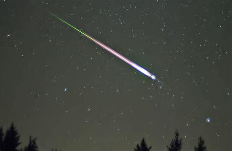 Meteor Shower Spokane by Meteor Idaho Images
