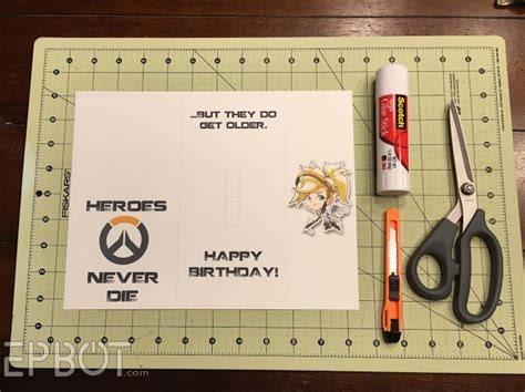pop up cards templates free with top taps epbot diy overwatch pop up card free templates