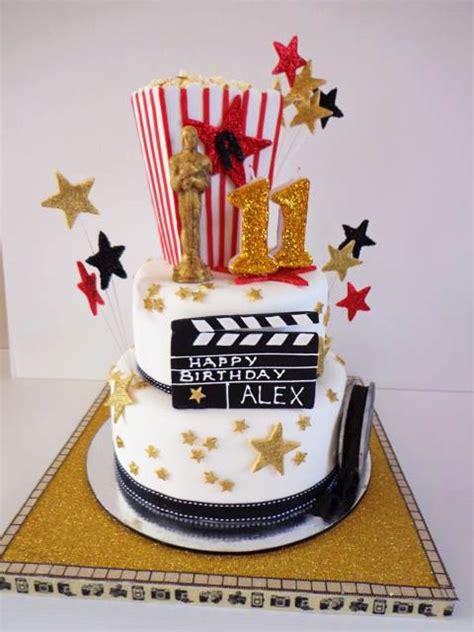 libro night of cake and movie birthday party theme ideas simonemadeit com popcorn movie party and birthdays