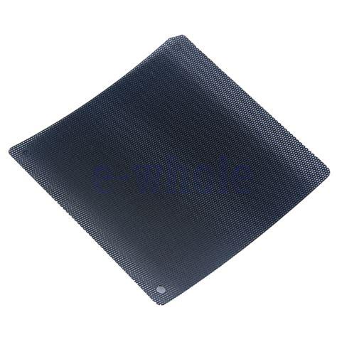pc fan dust filter 4 cuttable pvc pc fan dust air filter dustproof computer