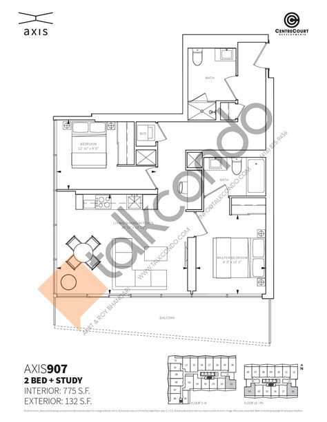axis floor plans axis condos talkcondo