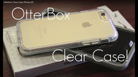 clear case  iphone otterbox symmetry clear case iphone   demo review