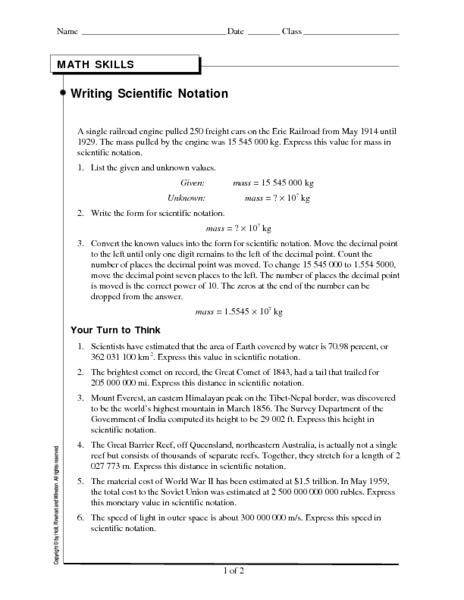Science Skills Worksheets by Science Skills Worksheets Worksheets Releaseboard Free