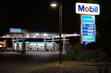 mobil petroleum mobil