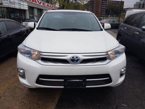 Toyota Highlander Problems Sell Used 2012 Toyota Highlander In Belaware Delaware
