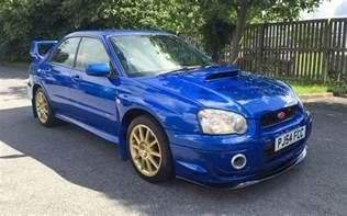 Subaru Wrx Blue The Blobeye Subaru Impreza Wrx Sti Is The Best Way To Get