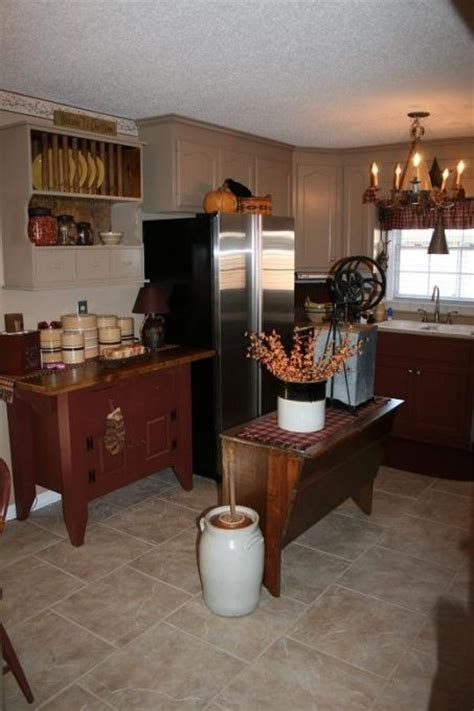 primitive country kitchens primitive country kitchen butterchurn s