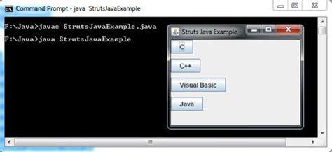 java swing jcombobox struts in java swing exle