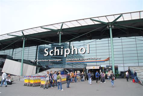 Amsterdam Airport Schiphol Wikiwand