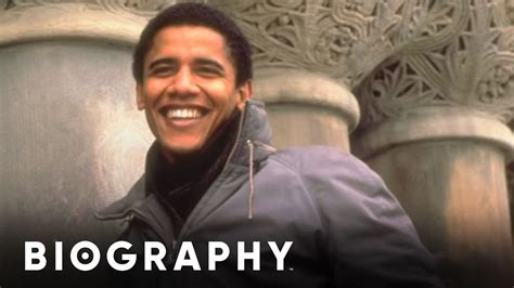 mini biography of barack obama mini bio barack obama youtube