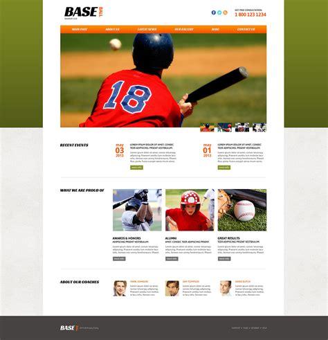 templates joomla em portugues gratis template joomla flex 237 vel para sites de basebol