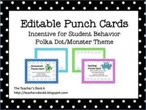 Bathroom Pass Ideas punch card template cyberuse