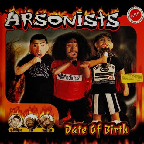 Search For By Date Of Birth Arsonists Date Of Birth 2lp Temple Of Deejays
