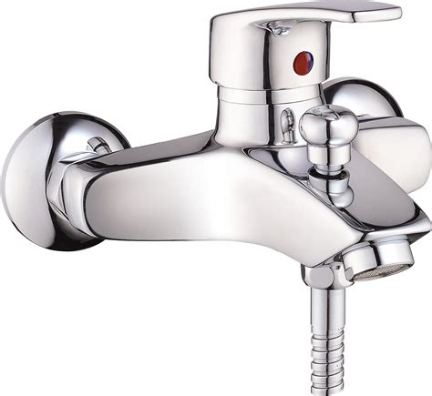 bathtub mixer capri wall mounted bath mixer