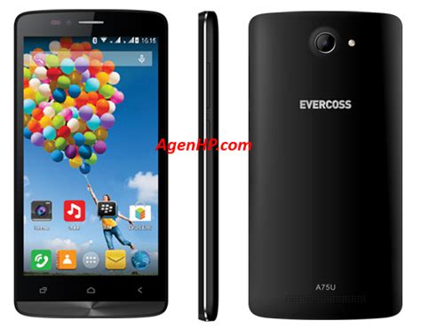 Hp Android Evercoss Ram 1 Giga evercoss a75u winner y power ram 1 gb 4200 mah agen hp