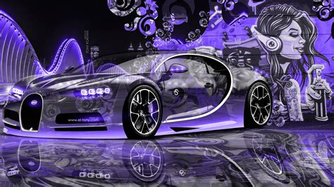 bugatti chiron wallpaper bugatti chiron super crystal city graffiti street car