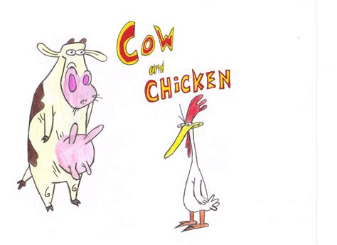 Cow And Chicken Quotes