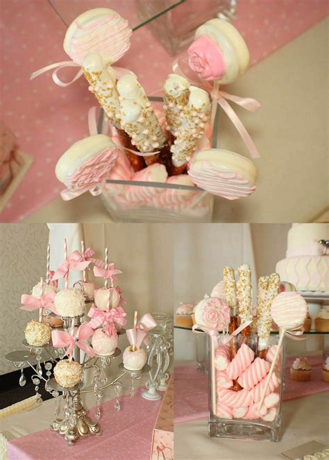 shabby chic baby shower ideas mkr creations shabby chic baby shower