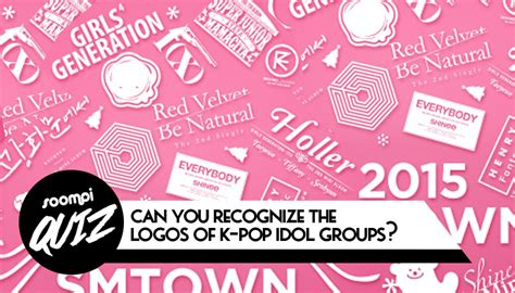 logo kpop idol quiz can you recognize the logos of k pop idol groups soompi