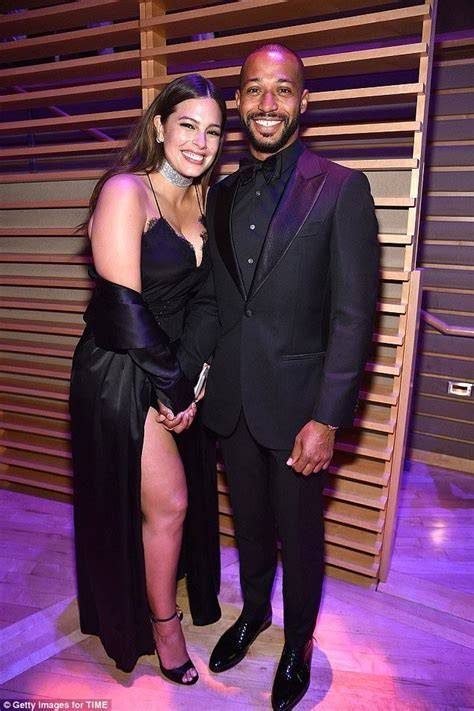 Ashley Graham's family didn't accept black husband at