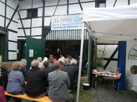 biologische station haus b rgel 25 jahre biologische station euskirchen e v aktuelle