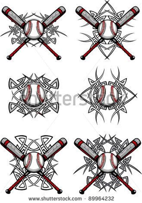 tribal baseball tattoos best 25 baseball tattoos ideas on softball
